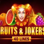 Fruits And Jokers 40